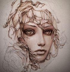 Amazing Surreal Drawings Works by N.C. Winters