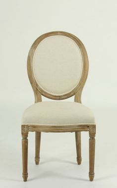 Chair With Brushed Oak Wood Finish - Antique Market, Paris Apartments, Salvaged Wood, Dining Chairs, Dining Room, French Country, Painted Furniture, Antiques, Inspiration