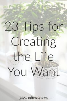 "My 23 takeaway tips from the audio series ""Manifesting with the Master"" with Jen Mazer."
