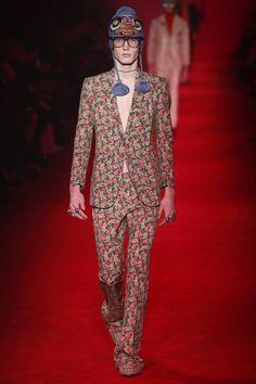 Gucci | Menswear - Autumn 2016 | Look 18