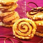 German Christmas Cookies: Caramel Cookies