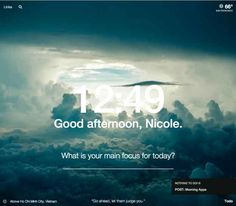 Momentum (free, Chrome)
