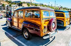 Woody Classic Car - I've always wanted one!!!