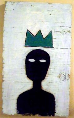 Basquiat. simple and perfect
