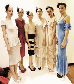 Coleccion 2013 linea de lujo.todos los vestidos son confeccionados de manera artesanal con materiales nobles,seda,saten....