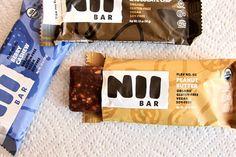 Nii Organic Nutrition Bars: Vegan, Dairy-Free, Gluten-Free, Soy-Free