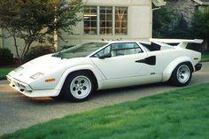 1983 Lamborghini Countach, 1990 Lamborghini Countach picture, exterior