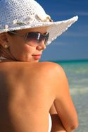 Apply self-tanners without the streaks