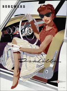 Borgward 1957