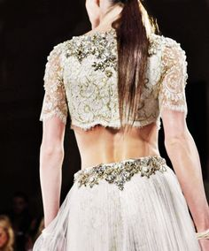 everysituationisfashion: Marchesa Spring/Summer...