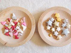 『想いを込めながら100個のストロースターを作ると願いが叶う』海外でそう言われれている縁起モノのストロースター☆日本で例えるなら千羽鶴といったところでしょうか。ストローならではの質感で作るストロースターは、紙でつくるラッキースターとはまた違... Diy Crafts, How To Make, Students, Colorful, Food, Make Your Own, Essen, Homemade, Meals