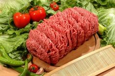 How to cook cheaper cuts of beef, especially for stewing, braising and mince dishes. Liver is an offal that many will not eat, but did you know it is an easy meat for the elderly to digest? Mince Dishes, Pink Slime, Ground Meat, Grocery Store, Stew, Healthy Recipes, Healthy Foods, Good Food, Vegetables