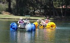 Wheel Fun Rentals at Irvine Park bike and paddle boat rentals - www.IrvineParkRailroad.com #OCPark #IrvineRegionalPark