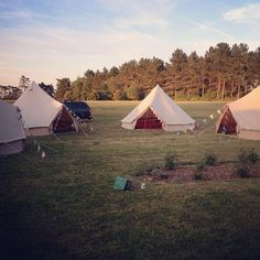 Why not sleep under the stars and celebrate in style with your friends and family. #henparty #birthday #wedding #getogether #girlytime #glamping #belltenthire   #camping #nofuss