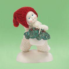 Snowbabies Happy Holly-Days 4037340 NIB