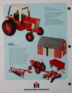 international tractor 1086 | Your Old Friend Has A New Look