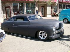 1949 Mercury Leadsled..