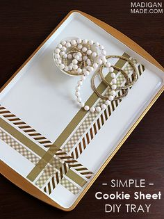 15 Washi Tape Crafts. Great roundup of cute washi tape crafts like this one! #crafts