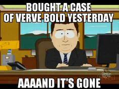 Verve Bold is awesomesauce! Liquidvitamin4u.vemma.com