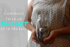 faire-budget Faire Son Budget, Finance Blog, Budgeting Finances, Mason Jars, Water Bottle, Court Terme, Bullet Journal, Bons Plans, Bright Ideas