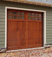 Wood Garage Doors | Wooden Overhead Door | Paint Grade Doors