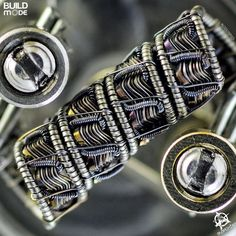 Fresh Build by @rockinbuls  #coilporn by coilporn