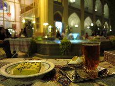 Abbasi Hotel, Isfahan, Esfahan, Iran, Middle East   Flickr - Photo Sharing!