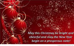 Bright Christmas saying