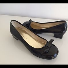 """MARC BY MARC JACOBS BLACK PATENT LEATHER PUMPS MARC BY MARC JACOBS BLACK PATENT LEATHER PUMPS, SIZE 38.5, COVERED HEIGHT HEEL 1.5"""", BRAND NEW WITHOUT BOX Marc by Marc Jacobs Shoes Heels"""