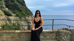 Love in Portofino Cinque Terre, One Shoulder, Love, Formal Dresses, Fashion, Amor, Dresses For Formal, Moda, Formal Gowns