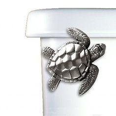 Tropical Ocean Sea Turtle Metal Wall Art Decor By Regal Http - Turtle bathroom decor for small bathroom ideas