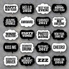 New Year's Eve Talk