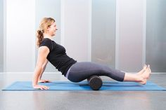Roll out your hamstrings.