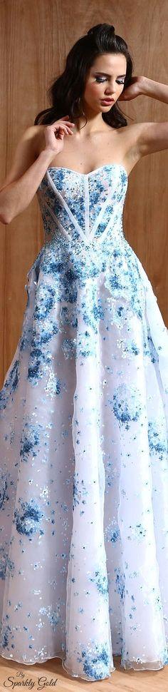 Antonios Couture S/S 2015