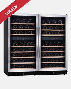 Cru Wine, Home Warranty, Wine Fridge, Wine Storage, Storage Solutions, Design, Wine Refrigerator, Shed Storage Solutions