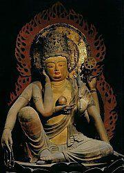 Kannon Bosatsu, der 'Bodhisattva des Mitgefühls' – Religion-in-Japan Asian Sculptures, Religion, Taoism, Beautiful Nature Wallpaper, Buddhist Art, Religious Art, Japanese Art, Buddha Statues, Faith