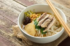 Soupe chinoise au boeuf
