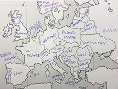 moje wywody.: Amerifags nazywają europejskie kraje, czyli polaczkowa hipokryzja na światowym przykładzie