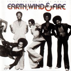 Funk-Disco-Soul-Groove-Rap: 1975 - Earth, Wind & Fire-Thats The Way Of The Wor...