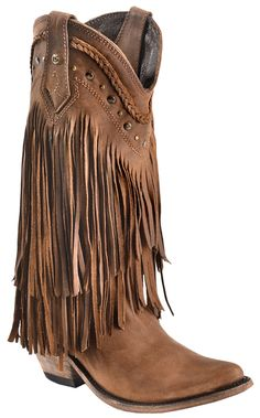 Omg I want these boots so bad! Liberty Black Vegas Fringe Boots - Pointed Toe at Sheplers Fringe Cowboy Boots, Womens Cowgirl Boots, Western Boots, Western Wear, Western Chic, Crazy Shoes, Me Too Shoes, Over Boots, Baby Boots
