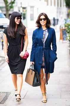 Melissa and Jasmine Hemsley - Today I'm Wearing blog