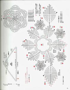Αυξήθηκε μοτίβο στάβλο σάλι 2013-- Rose Κασκόλ - Βασίλειος - blog Βασιλείου