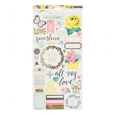 Picture of Maggie Holmes Bloom Stickers