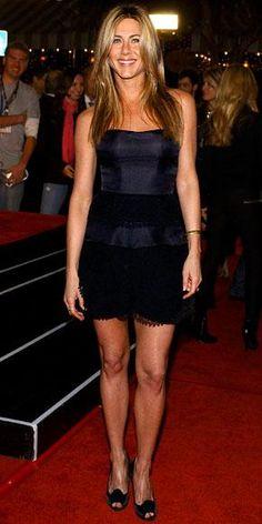 Movie Star Workouts   InStyle.com Try Jennifer Aniston's workout