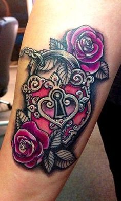 a locker and roses tattoos