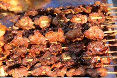Geun (กึ๋น) Grilled Gizzard