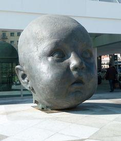 Giorno, 2008 by Antonio Lopez Garcia on Curiator, the world's biggest collaborative art collection. Sculpture Head, Stone Sculpture, Bronze, Art Espagnole, Spanish Art, Sculpture Projects, Digital Museum, Painter Artist, Collaborative Art