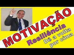 PALESTRA MOTIVACIONAL | RESILIÊNCIA | PALESTRANTE MOTIVACIONAL