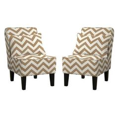 Zig Zag Accent Chair In Navy. Just Might Buy Two! | Interior ~ Blue |  Pinterest | Zig Zag, Office Spaces And Interiors