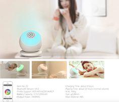 iNO Dreams Z2 Bluetooth LED Speaker